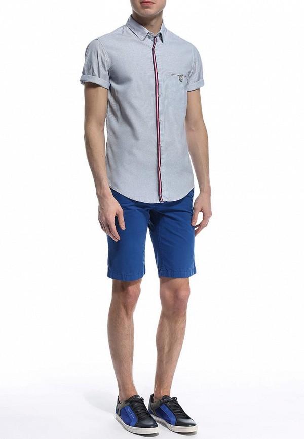Рубашка с коротким рукавом Boss Green 50282843: изображение 3