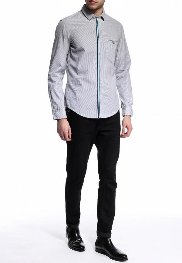 Рубашка с длинным рукавом Boss Green 50282842: изображение 2