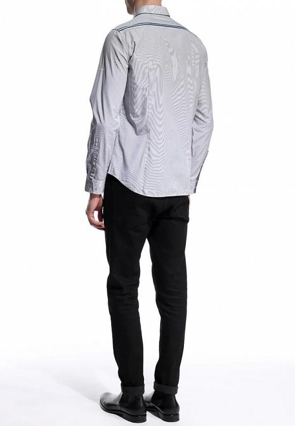 Рубашка с длинным рукавом Boss Green 50282842: изображение 3