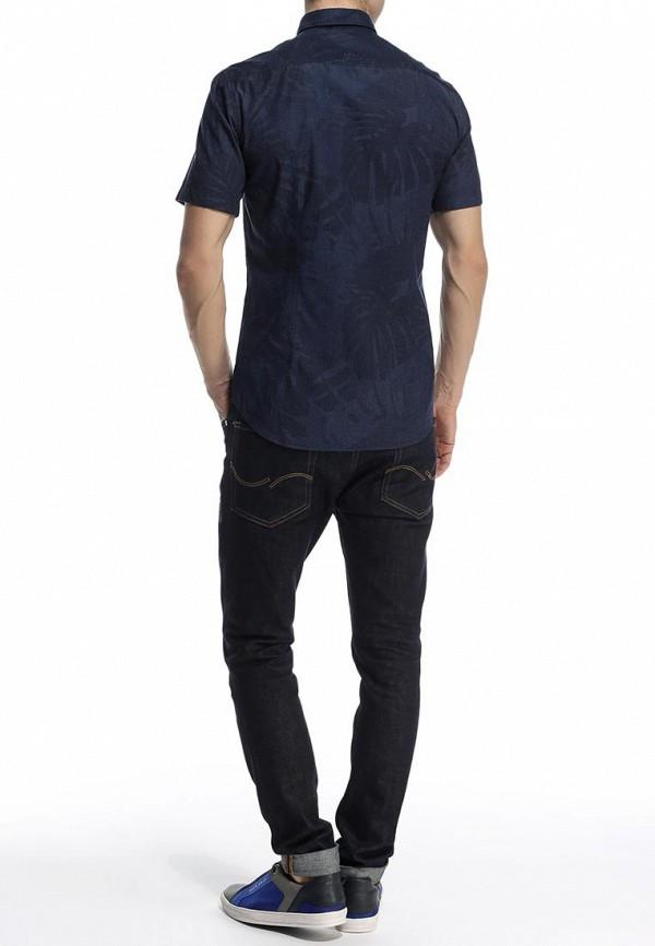 Рубашка с коротким рукавом Boss Green 50282855: изображение 4