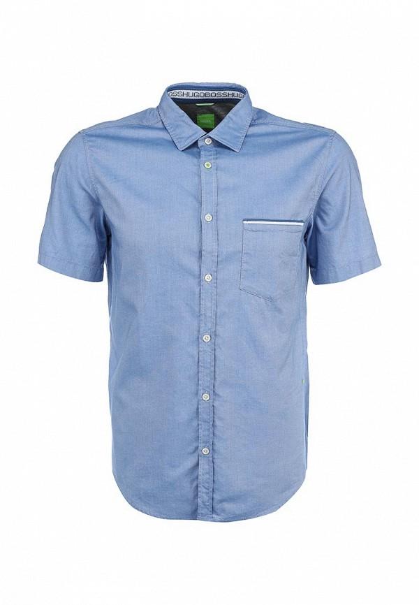 Рубашка с коротким рукавом Boss Green 50282840: изображение 1