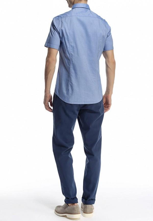 Рубашка с коротким рукавом Boss Green 50282840: изображение 4