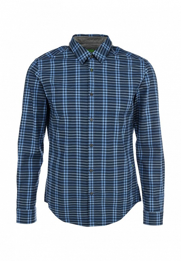Рубашка с длинным рукавом Boss Green 50282836: изображение 1