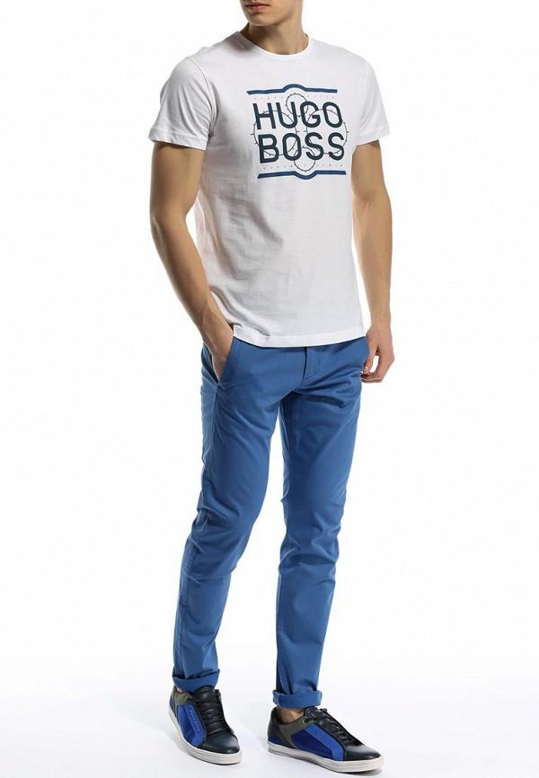 Мужские повседневные брюки Boss Green 50276199: изображение 5