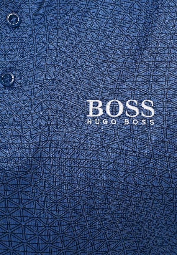 Мужские поло Boss Green 50284702: изображение 2