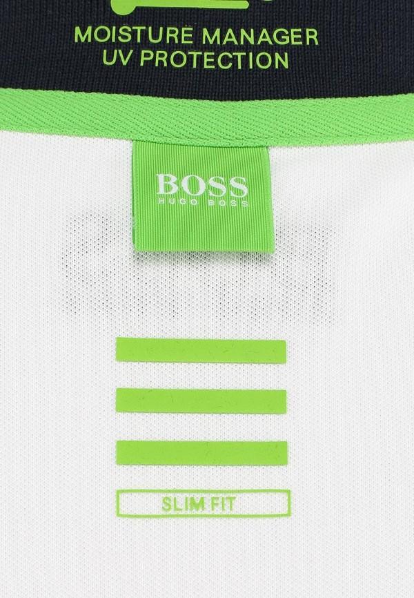 Мужские поло Boss Green 50284689: изображение 3