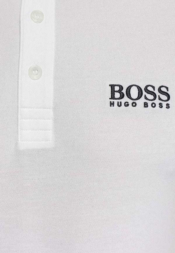 Мужские поло Boss Green 50284689: изображение 7
