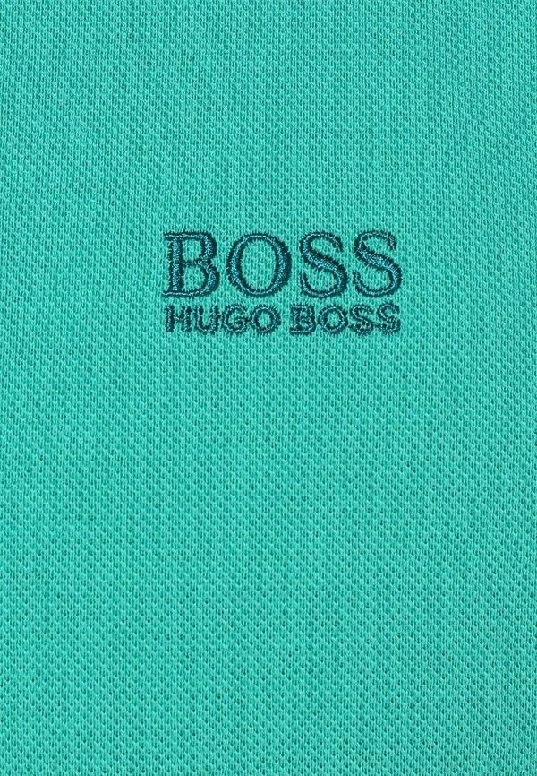 Мужские поло Boss Green 50198254: изображение 2