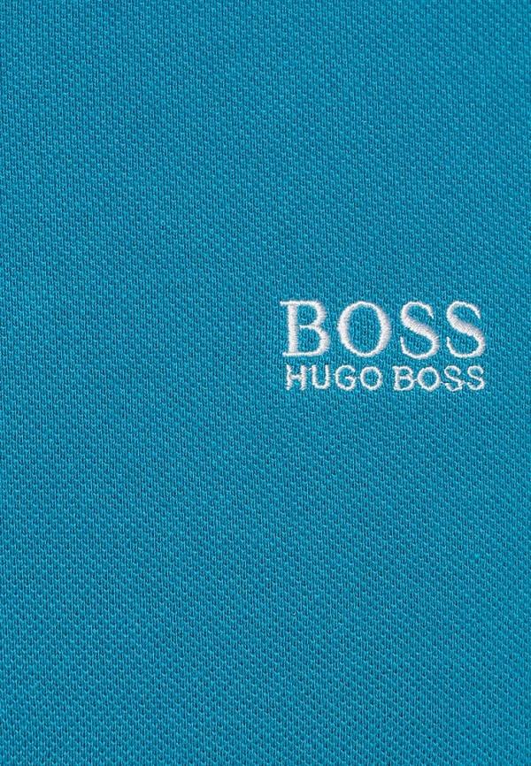 Мужские поло Boss Green 50198254: изображение 8