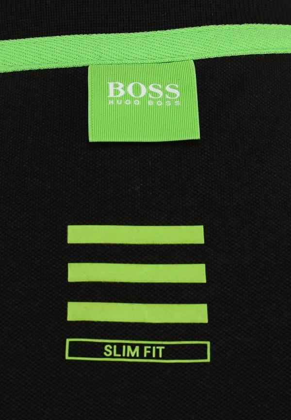 Мужские поло Boss Green 50277329: изображение 3