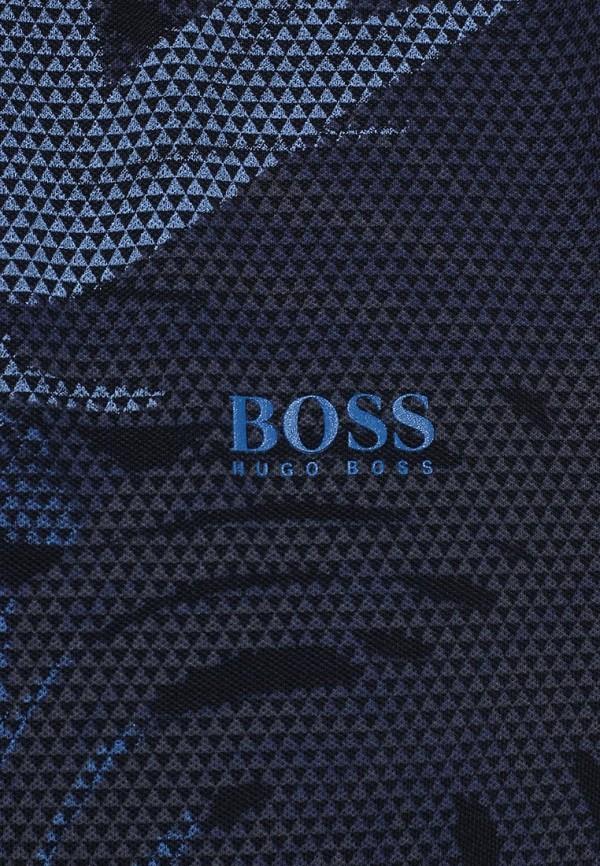 Мужские поло Boss Green 50286768: изображение 2