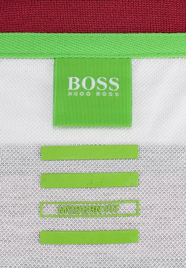 Мужские поло Boss Green 50284634: изображение 3