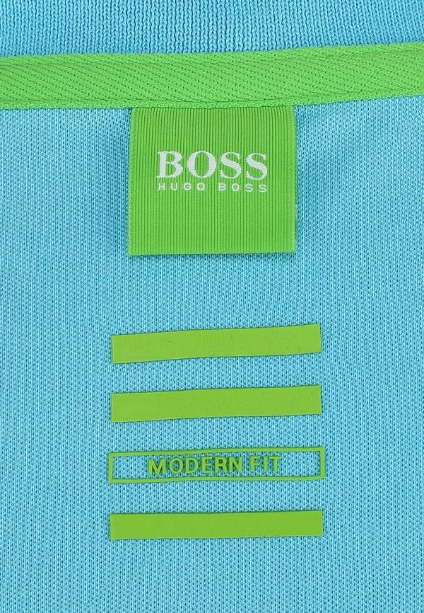 Мужские поло Boss Green 50272671: изображение 3