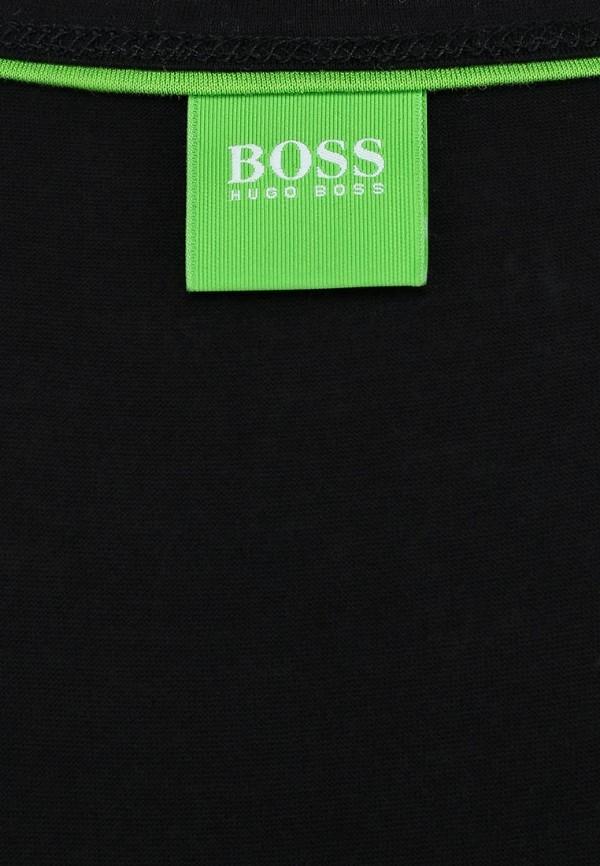 Футболка с надписями Boss Green 50284806: изображение 3