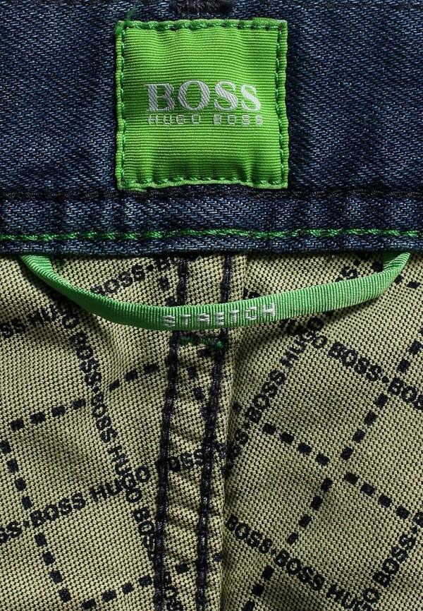 Мужские прямые джинсы Boss Green 50282502: изображение 2