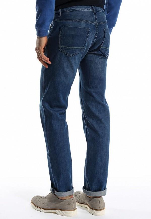 Мужские прямые джинсы Boss Green 50282502: изображение 4
