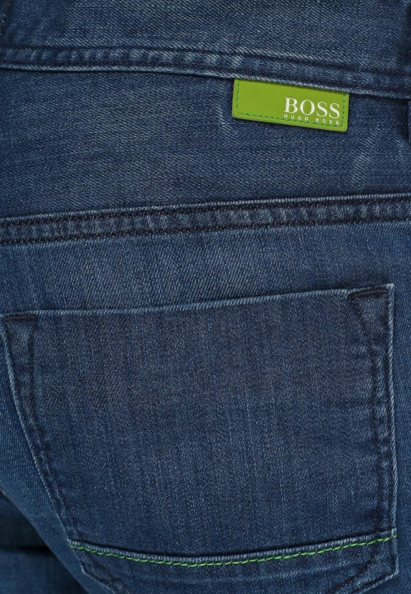 Мужские прямые джинсы Boss Green 50282502: изображение 6