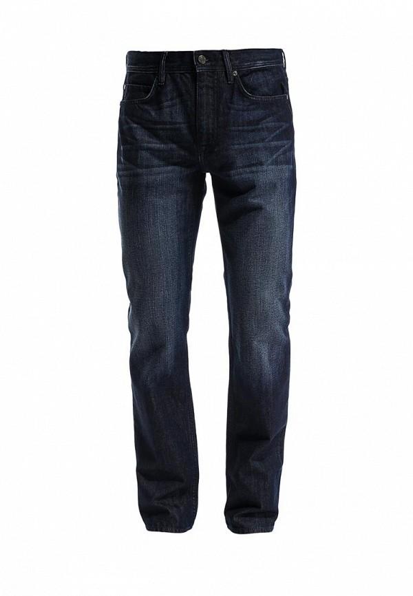 Мужские прямые джинсы Boss Green 50285261: изображение 1