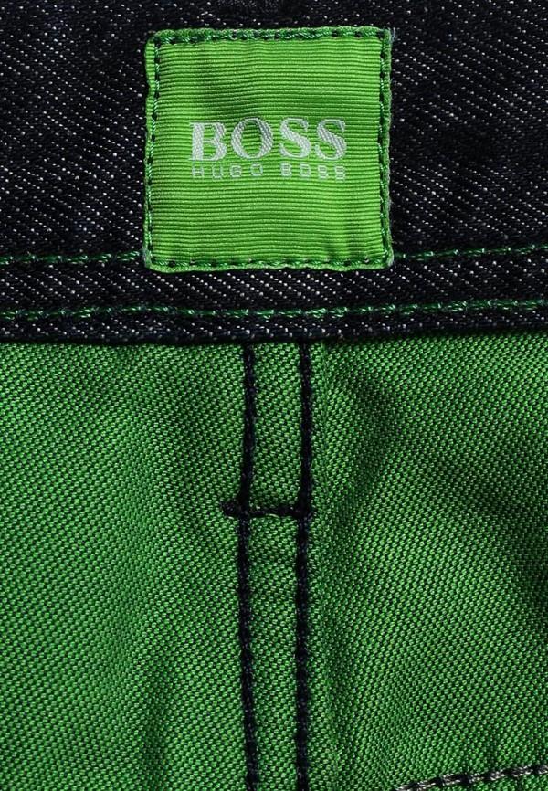Мужские прямые джинсы Boss Green 50285261: изображение 2