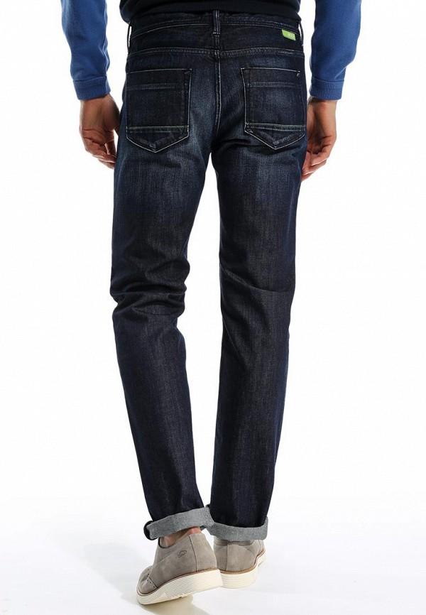 Мужские прямые джинсы Boss Green 50285261: изображение 4