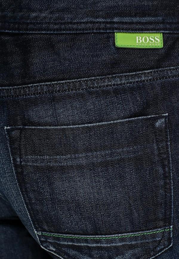 Мужские прямые джинсы Boss Green 50285261: изображение 6