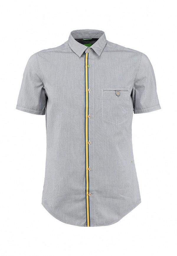 Рубашка с коротким рукавом Boss Green 50282843: изображение 1