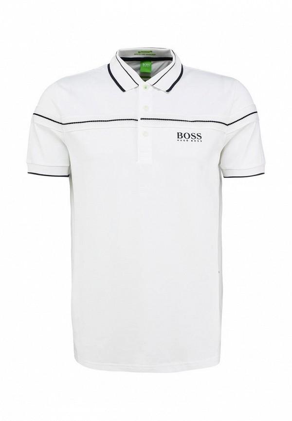 Мужские поло Boss Green 50284690: изображение 1