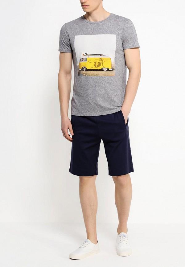 Мужские спортивные шорты Boss Green 50284704: изображение 3