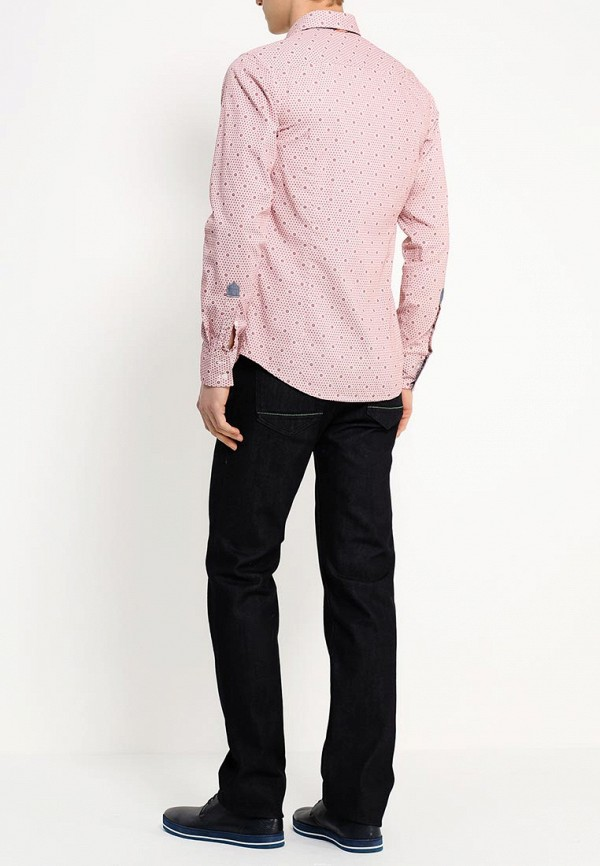 Зауженные джинсы Boss Green 50290104: изображение 4