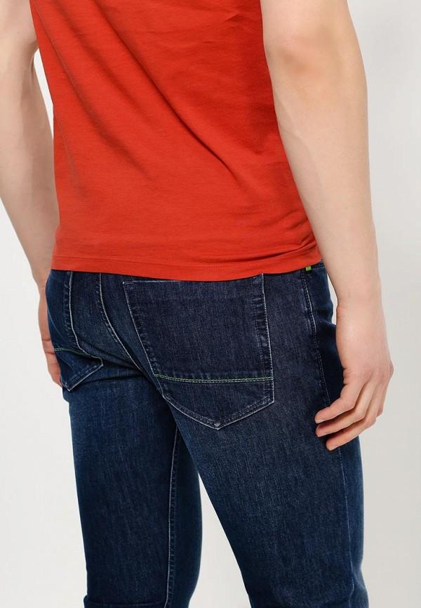 Мужские прямые джинсы Boss Green 50290108: изображение 2