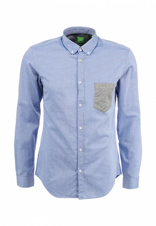 Рубашка с длинным рукавом Boss Green 50295661: изображение 1