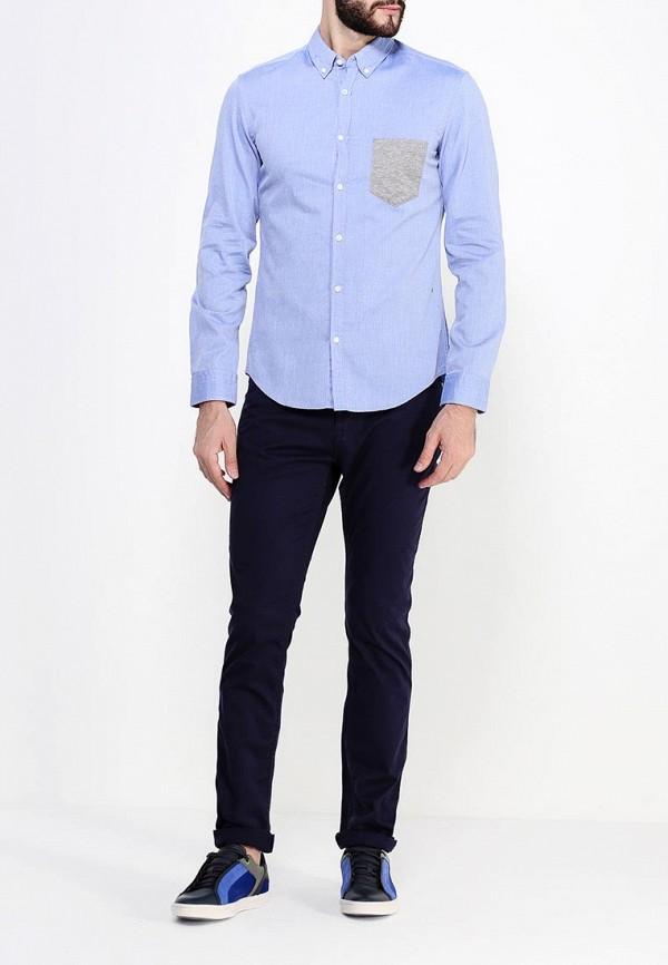 Рубашка с длинным рукавом Boss Green 50295661: изображение 2