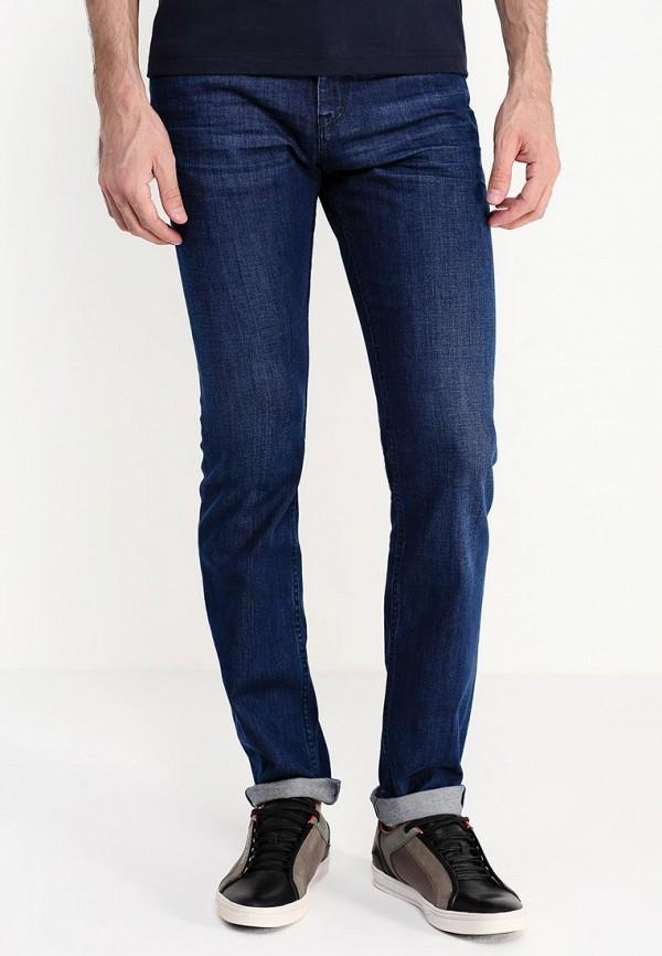 Зауженные джинсы Boss Green 50295534: изображение 2