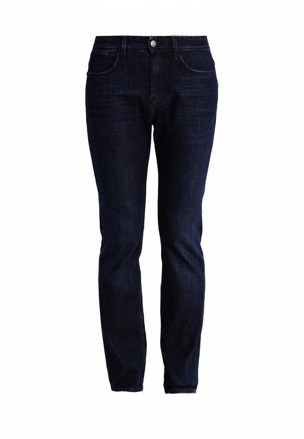Зауженные джинсы Boss Green 50295536: изображение 1