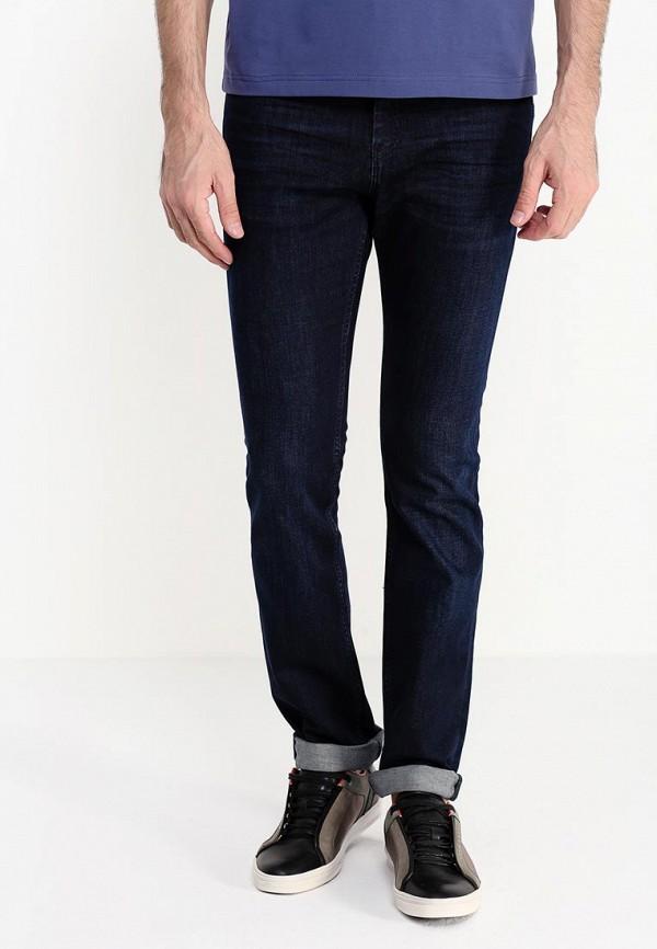 Зауженные джинсы Boss Green 50295536: изображение 2