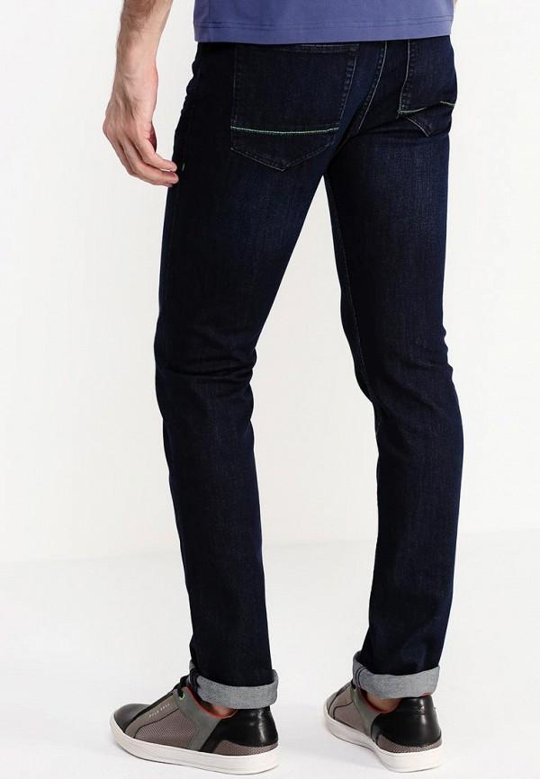 Зауженные джинсы Boss Green 50295536: изображение 4