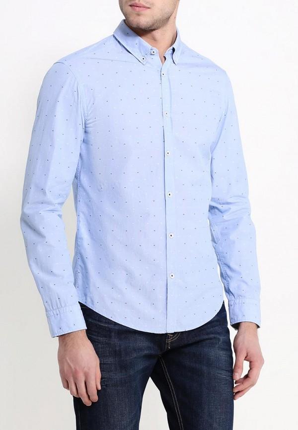 Рубашка с длинным рукавом Boss Green 50302384: изображение 3