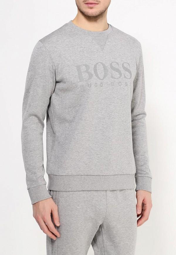 Толстовка Boss Green 50302094: изображение 4