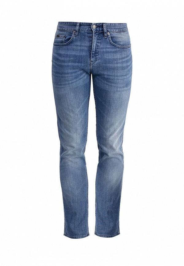 Мужские прямые джинсы Boss Green 50305514: изображение 1