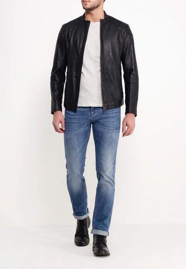 Мужские прямые джинсы Boss Green 50305514: изображение 2