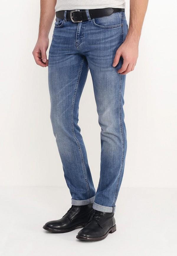 Мужские прямые джинсы Boss Green 50305514: изображение 3