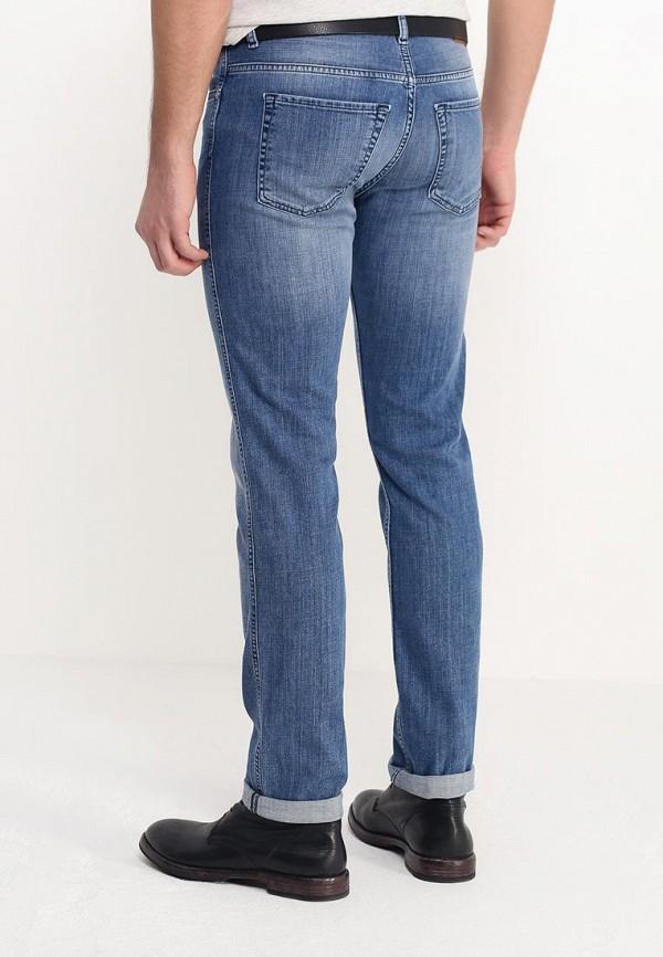 Мужские прямые джинсы Boss Green 50305514: изображение 4