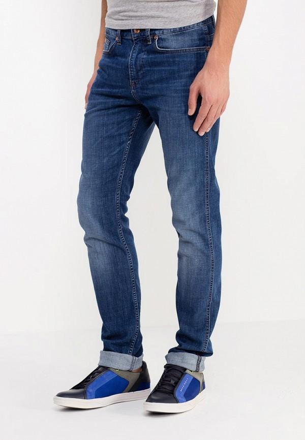 Зауженные джинсы Boss Green 50305988: изображение 3