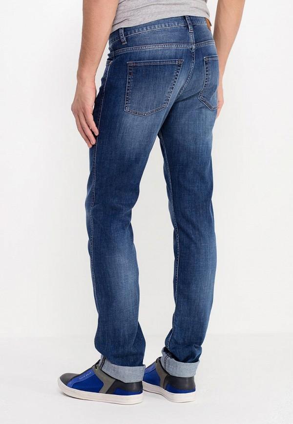 Зауженные джинсы Boss Green 50305988: изображение 4
