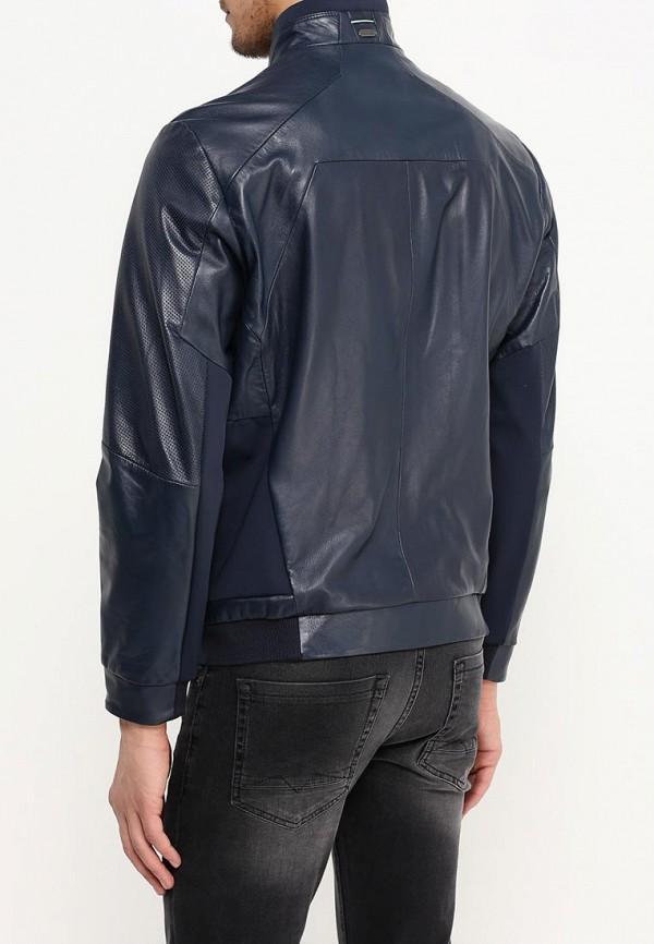 Кожаная куртка Boss Green 50308356: изображение 5