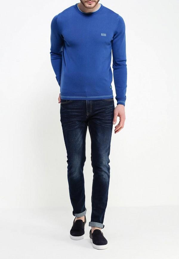 Пуловер Boss Green 50304448: изображение 9
