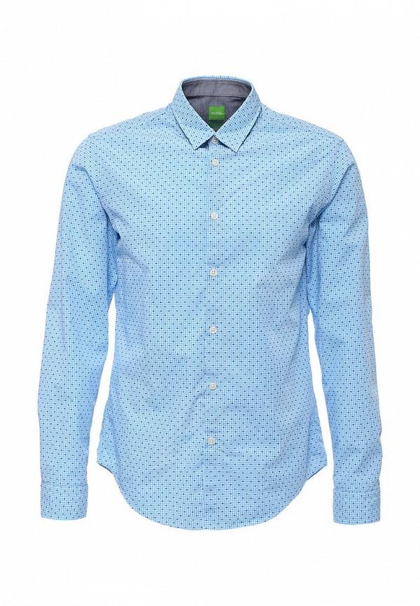 Рубашка с длинным рукавом Boss Green 50308494: изображение 1
