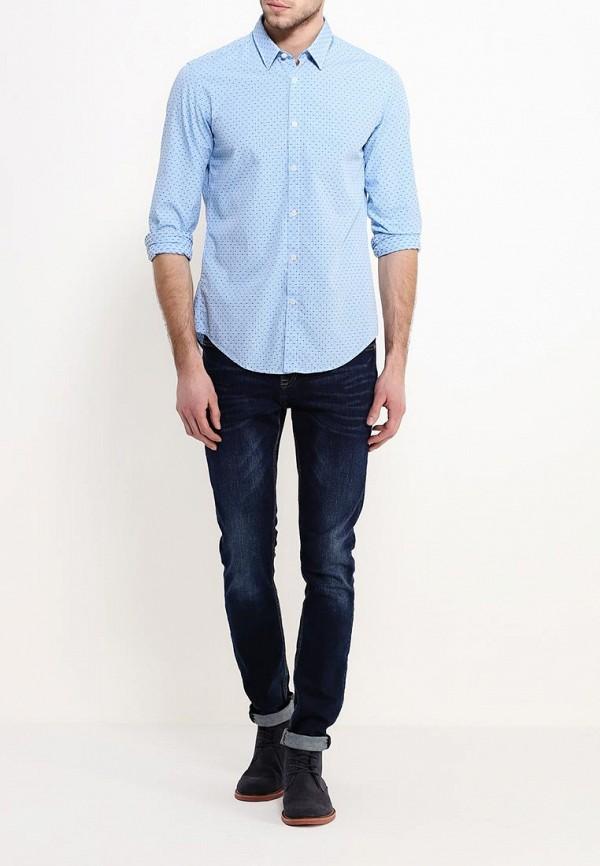 Рубашка с длинным рукавом Boss Green 50308494: изображение 3