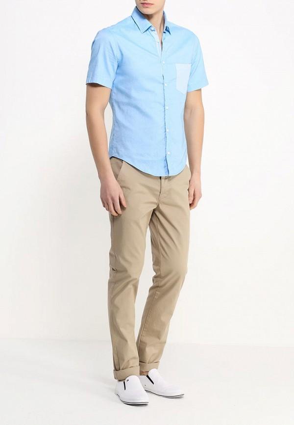 Рубашка с коротким рукавом Boss Green 50308451: изображение 2