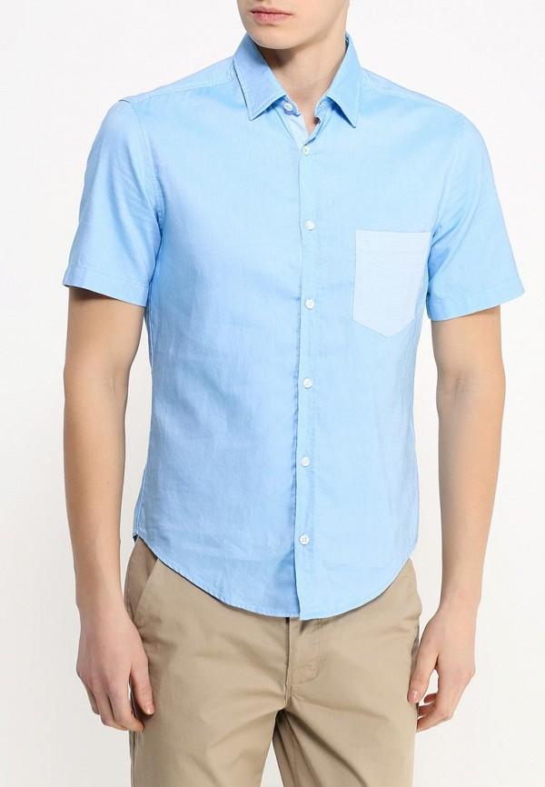 Рубашка с коротким рукавом Boss Green 50308451: изображение 3